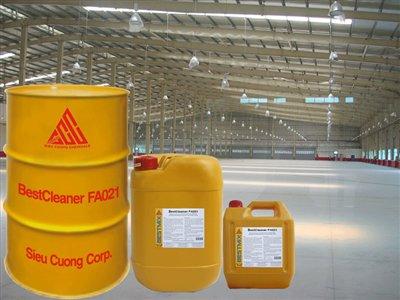 hợp chất ăn mòn bề mặt BestCleaner FA021