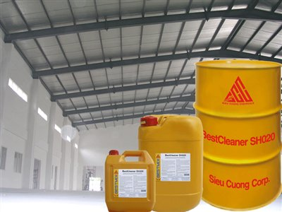Hợp chất tẩy rửa dầu mỡ BestCleaner-SH020