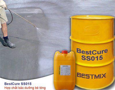 Hợp chất bảo dưỡng  bê tông Bestcure SS015