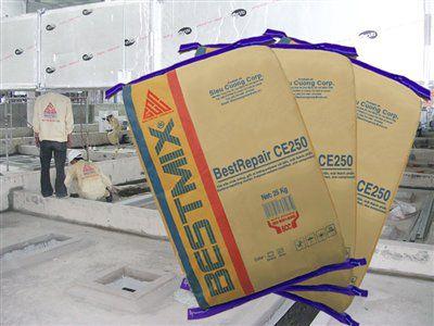 Vữa sửa chữa mỏng BestRepair CE250