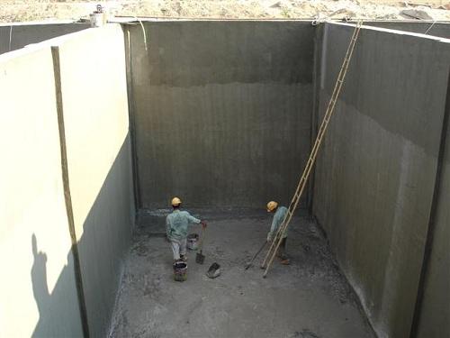 Hướng dẫn thi công chống thấm cho bể nước ngầm