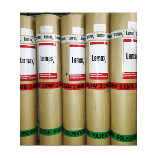 Màng chống thấm tự dính Lemax PE 2 mm